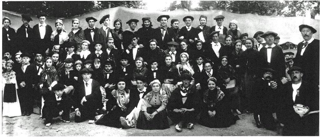 1935 fete felibreenne