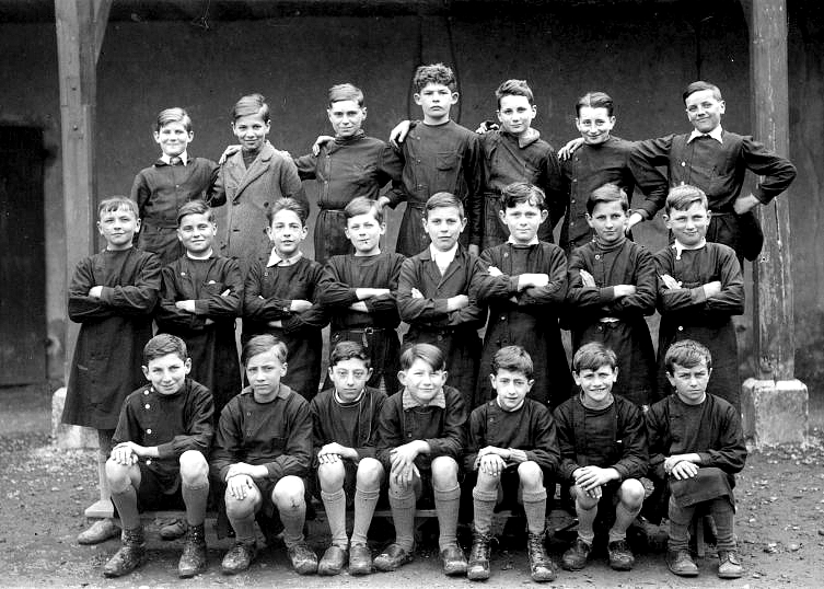 1936 - Garçons, Sauveterre