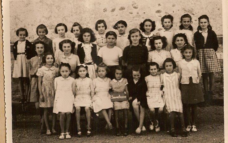 1950 51filles