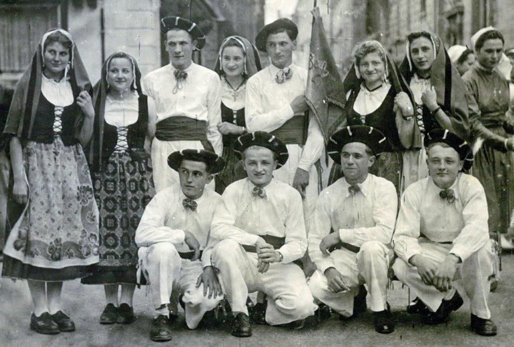 1951 pau jour de cavalcade
