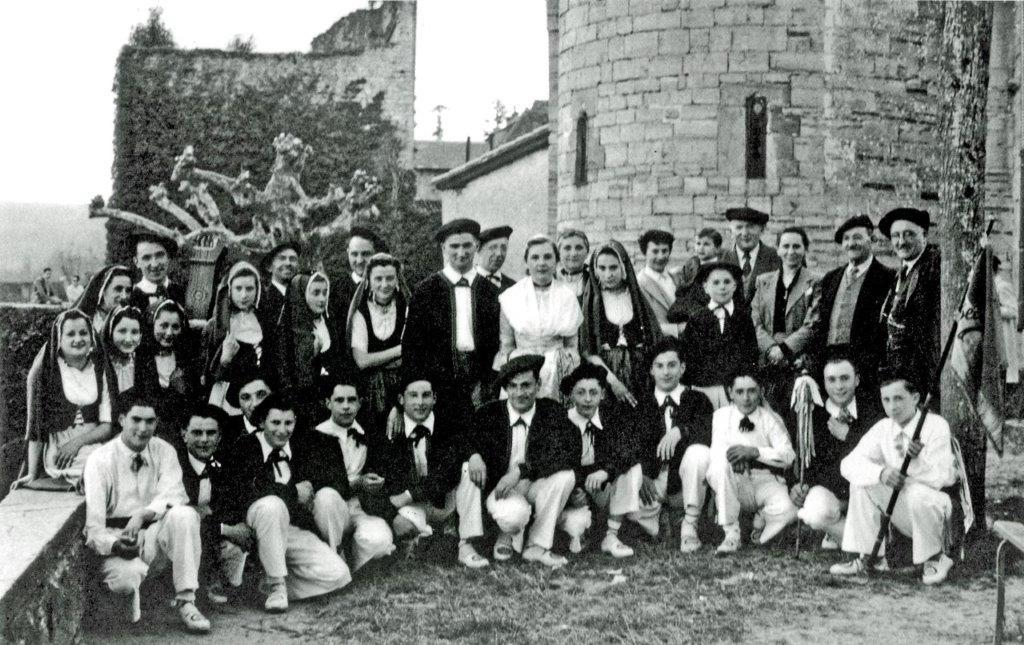 1953 danseurs