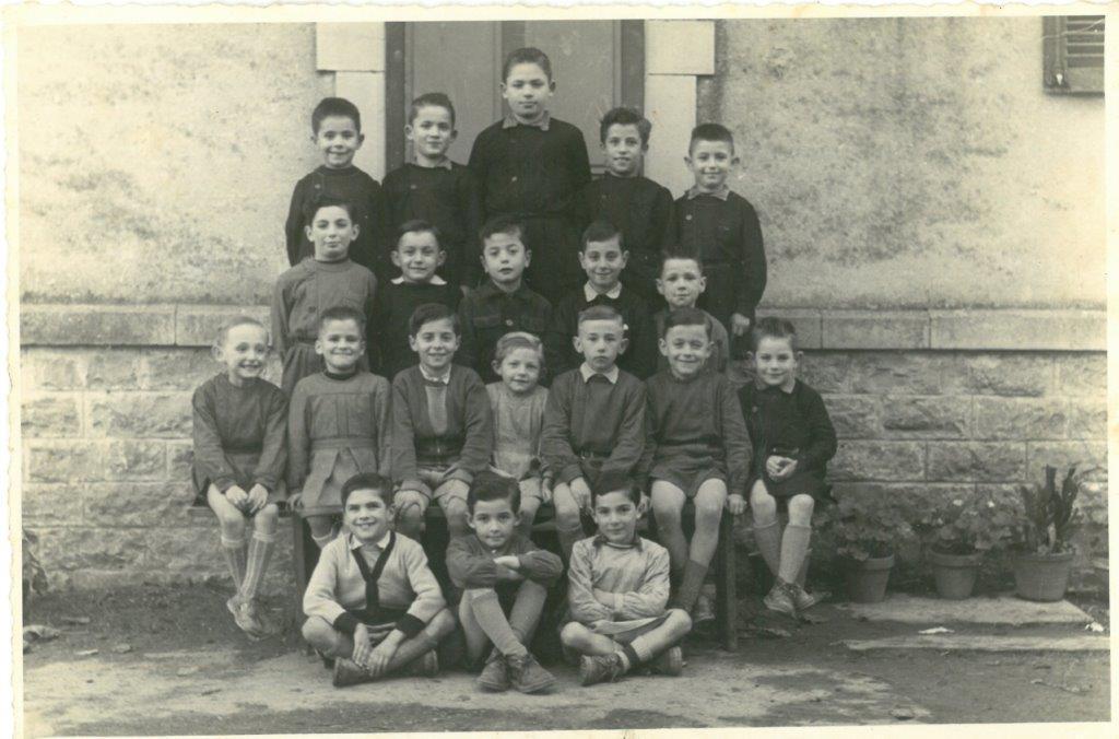 1954 55 garcons