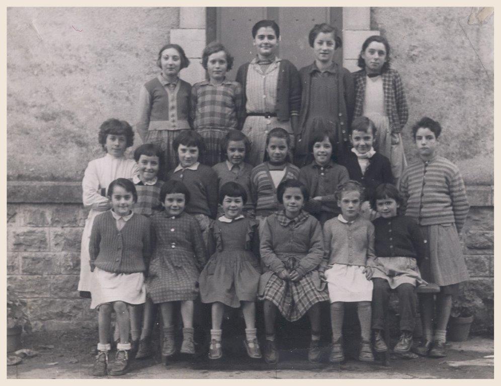 1954 55filles