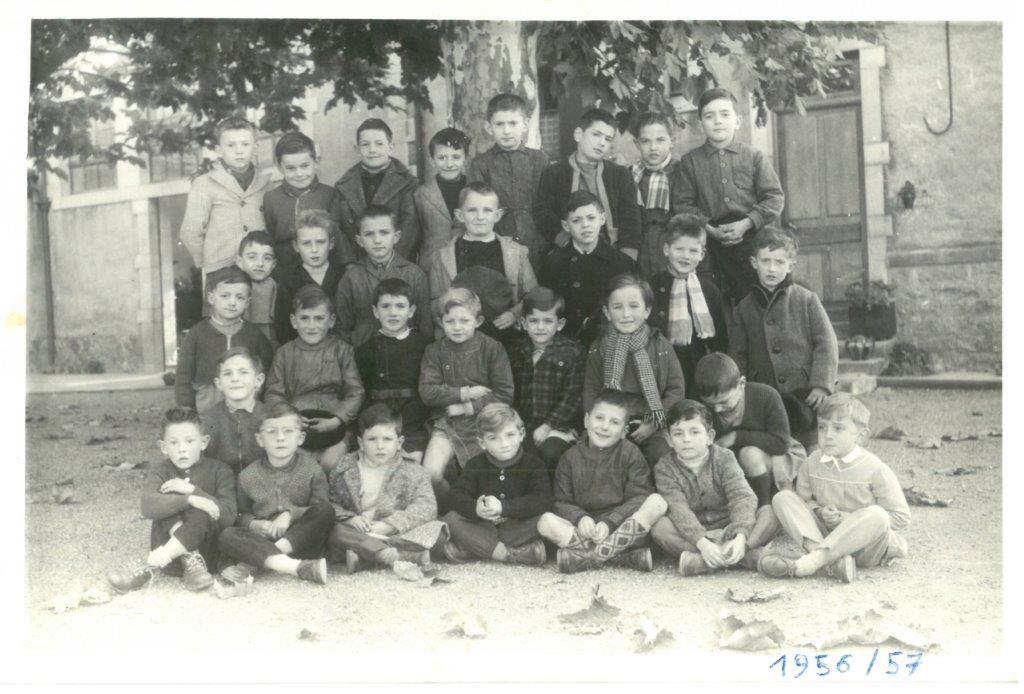 1956 57garcons