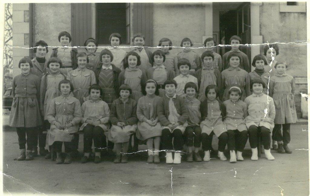 1961 62x filles