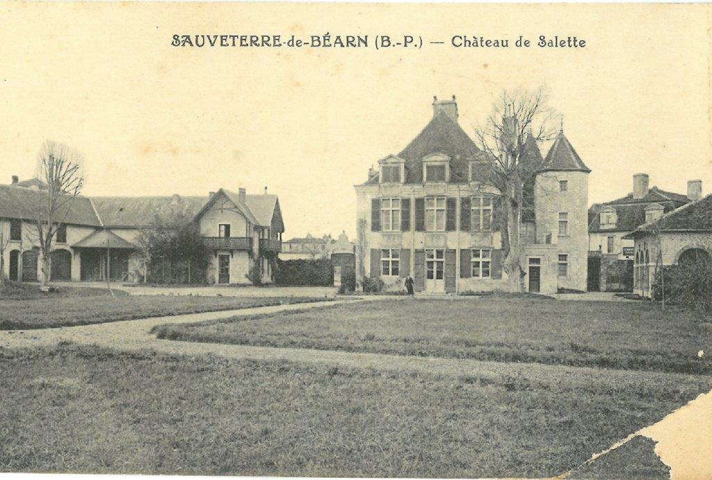 Chateau salette